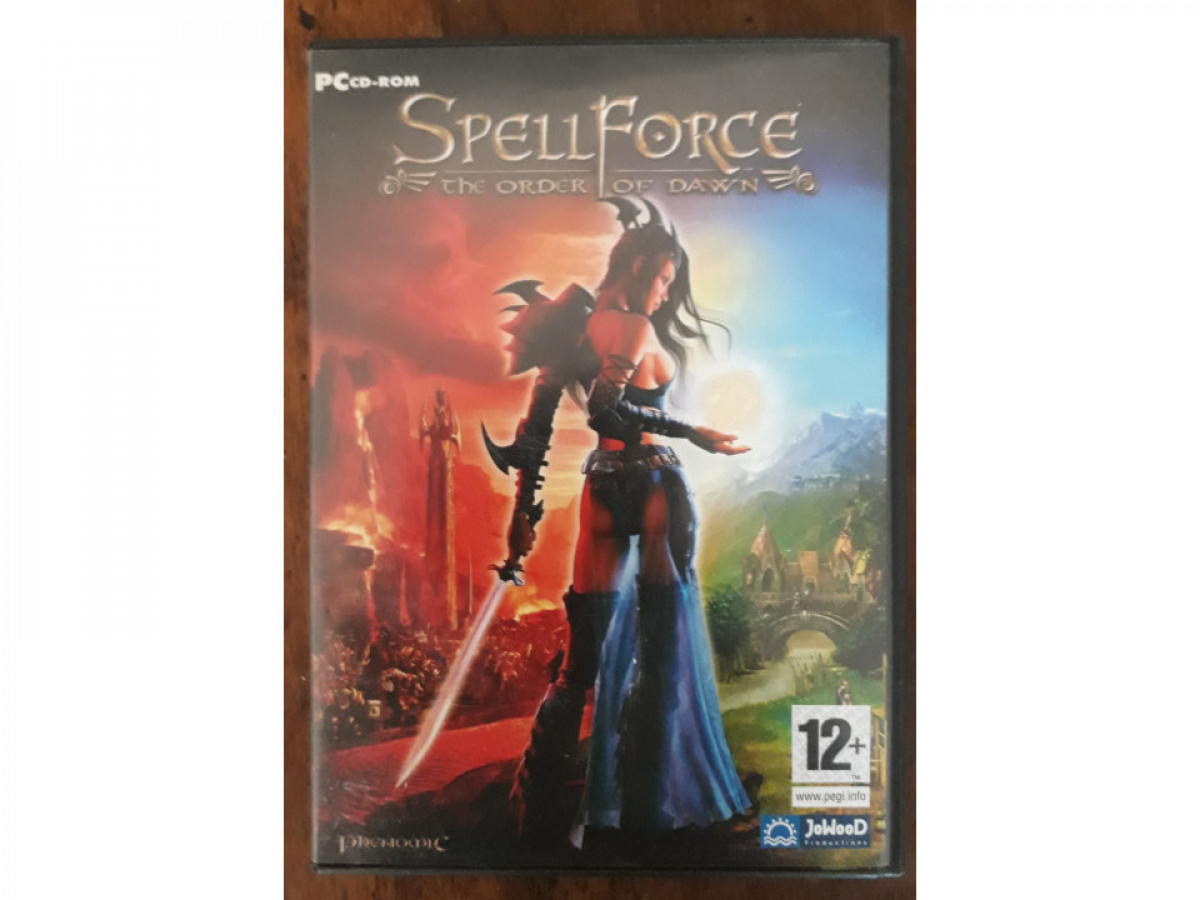 Illustration de [ JEU PC ] SPELL FORCE
