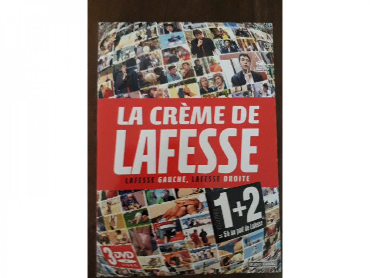 Illustration de LAFESSE : La crème de Lafesse